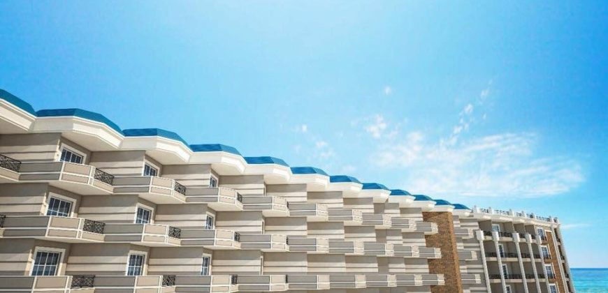 New project in Hurghada with private beach and swimming pools