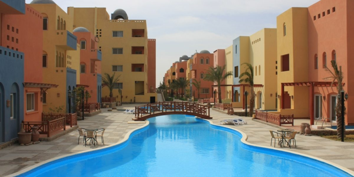 Apartment with 2 bedrooms in Al Dora compound