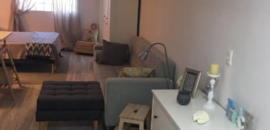 Studio with designer finishes and furniture at the heart of Hurghada