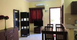 """Luxury apartment with 2-bedrooms in the """"Magawish Paradise"""" compound"""