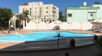 Apartment with 1 bedroom in a residential compound Makramia in touristic center!