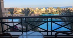 """1-BEDROOM APARTMENT ON THE SAHL HASHEESH RESORT"""" PARADISE GARDENS"""" COMPOUND."""