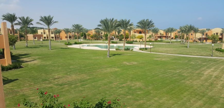 1-bedroom apartment 1st line, private beach In a Hotel 5* Makadi area