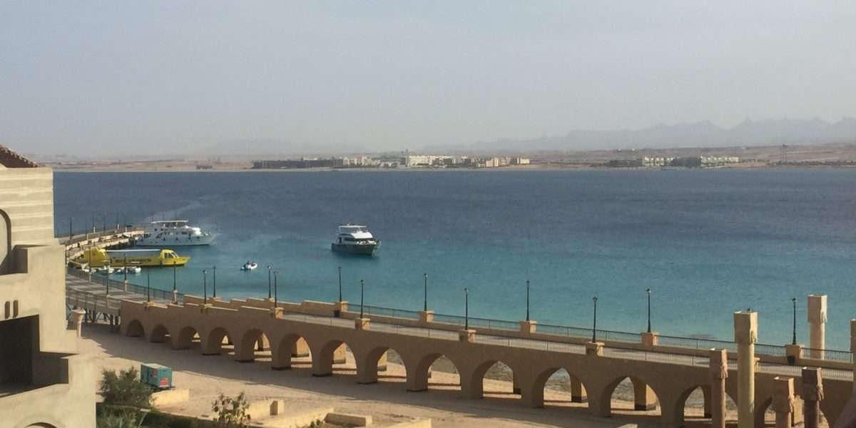 2 bedrooms with amazing sea view in Sahl Hasheesh