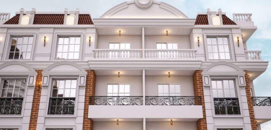 New project in New Kawther, Hurghada