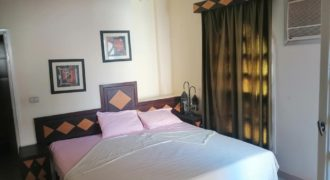 Furnished 1-bedroom apartment in Nubian style