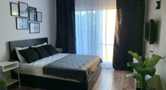 Stylish modern studio in the residential complex!