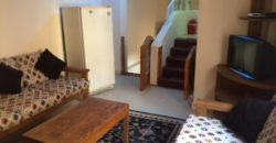 1-bedroom/2-level apartment with balcony! 2 minutes walk from the beach