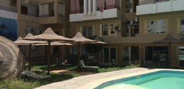 Apartment on the 2nd floor in the compound Nile Palace