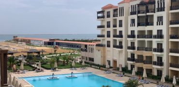 1-bedroom luxury apartment with fantastic sea view