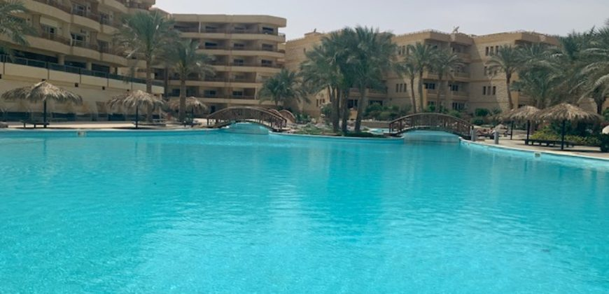 Apartment with 1 bedroom in a picturesque compound on the Red Sea coast