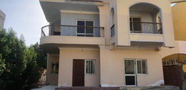Villa in Mubarak 7 area with finishing