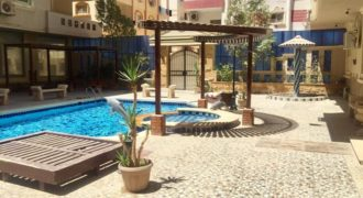 Cozy 1 bedroom apartment in the compound in Arabia area