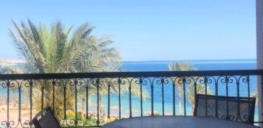 """Incredible sea view 2-bedroom apartment in a luxury complex """"Esplanada"""""""