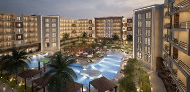 OWN apartment with Sandy Beach & Coral Reef in Hurghada!