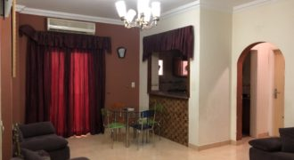 2-bedroom apartment in the center of the European district of El Kawther area