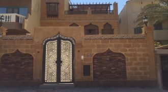 Villa in Moroccan style in Magawish area