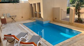 Stunning 2-bedroom apartment in El gouna with private pool