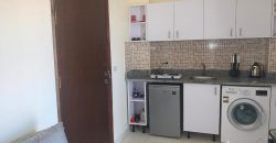 Cozy furnished studio with balcony in Tiba Garden compound
