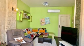 Large furnished 3-bedroom apartment in El Kawther area