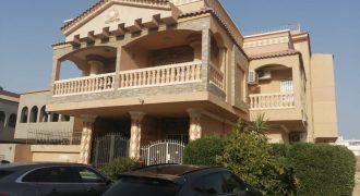 Stunning villa in Magawish area!