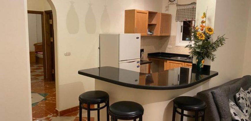 Large 2-bedroom apartment with green contract in El Kawther area!