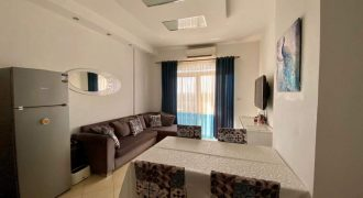 Furnished 2 bedroom apartment with green contract in El Kawser area!