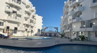 Large studio with private access to swimming pool in Tiba View! Maintenance is paid!