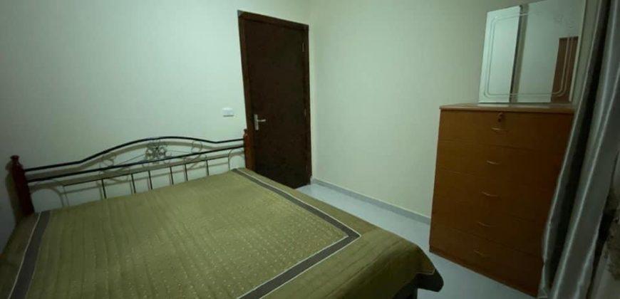 Furnished 1bedroom